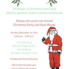Funny Christmas Invitation Wording Funny Holiday Party Invitation By