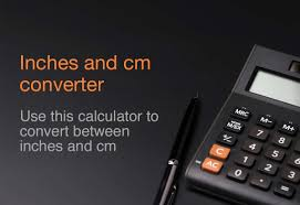 Convert Inches To Cm The Calculator Site