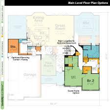 One Story House  Home Plans Design Basics - Bedroom floor plan designer