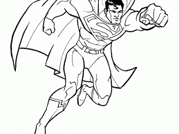Small Picture Stunning Printable Coloring Pages Superman Gallery Coloring Page