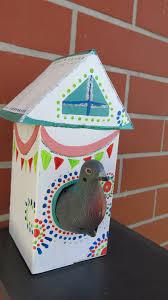 Diy Birdhouse Diy Cute Bird House How To Make A Bird House From Recycled