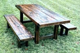 Image Pallet Wood Ruupaco Barnwood Table Plans Ruupaco