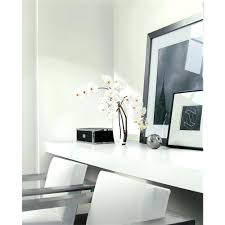 white modern office. Rl1067 Ralph Lauren Paint Box Pleat White Modern Office 1 Credenza Desk Uk Lacquer T