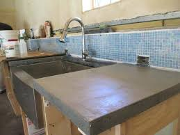 how to make cast in place concrete countertops concrete pour them in place how to build