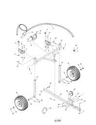 Agri fab model 45 0353 hitch attachment genuine parts