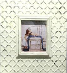 lattice wall art