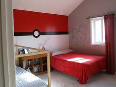 Pokemon Bedroom   Pokeball Wall