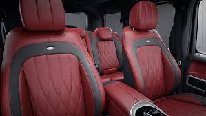 The high performance arm of the luxury automaker recently revealed the g63 edition 1, an aggressively awesome take on. Rose Gold G Wagon Red Interior
