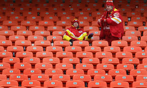 Old Arrowhead Stadium Upper Deck Seats Could Go On Sale Next