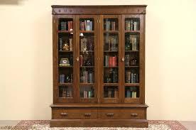 bookcase glass doors antique door sliding home ikea billy australia bookcase glass doors