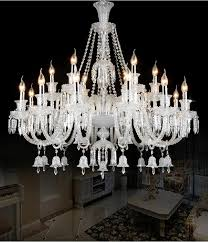 chandelier for restaurant for popular luxury large modern crystal chandelier lights glass arms candle view