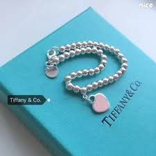 1 1 perfect replica tiffany return to tiffany bead bracelet