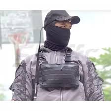 Us$18.93 nylon outdoor waterproof tactical sling bag chest bag waist bag crossbody bag#bags#outdoor. Harga Spesifikasi Polo Classic Chest Bag Pria 9806 5 Dan Perbandingan Toko Harga Indonesia