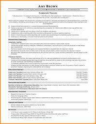 8 High School Teaching Resume Agile Resumed