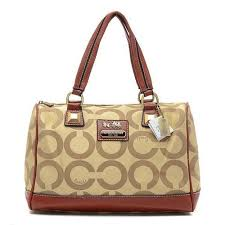 new arrivals coach waverly logo large khaki totes fdc2e 8923b