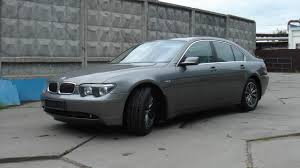 2003 BMW 7 Series - Information and photos - ZombieDrive