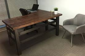 industrial style office desk. Industrial Office Furniture Elements Desk Collections . Style