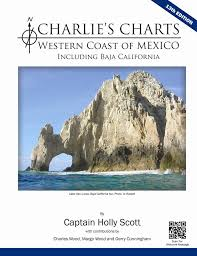 Nautical Charts Sea Of Cortez Charlies Charts Western Coast Of Mexico 13th Ed