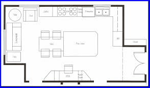 restaurant kitchen layout. Restaurant Kitchen Basic Layout Amazing Templates With Flooring Floor Plans Pic Of Trends And Concept T