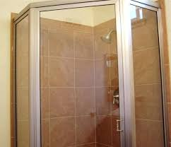 obscure glass shower doors. Obscure Glass Shower Door 2 Panel Frameless . Doors