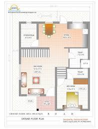 1500 sq ft home plans 1320 sqft kerala style 3 bedroom house plan