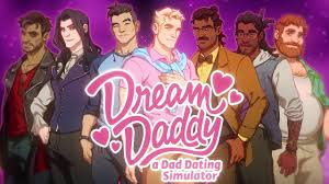 dream daddy a game from game grumps trailer available now