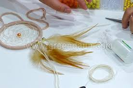 Materials For A Dream Catcher Dream Catcher Materials in Malaysia Green Daun 81