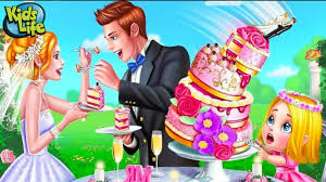 fun games for kids wedding planner dress up makeup cake design game for s