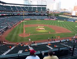 Oriole Park At Camden Yards Section 228 Seat Views Seatgeek