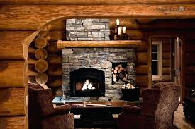 rustic log cabin fireplaces interior home stone fireplace mantels photos magnificent rustic log home