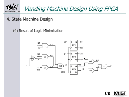 State Machine Diagram For Coffee Vending Machine Awesome Lecture 48 Coffee Vending Machine Using FPGA Ppt Video Online Download