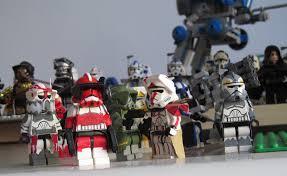 Sale On Legos Lego Custom Clones For Sale Youtube