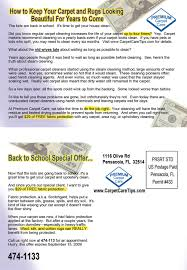 Cleaning Advertising Ideas Carpet Cleaning Postcards Carpet Cleaning Marketing