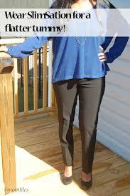 Wear Slimsation Pants For A Flatter Tummy Mom Files