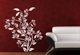 Small Picture Floral Dream Wall Sticker Great Flower Home Decor