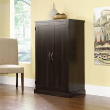 furniture for computers at home. Amazon.com: Brown Storage Desk Armoire Computer Workstation Cabinet Home Organizer Office Shelves Closet Bedroom Study Executive Furniture: Kitchen \u0026 Dining Furniture For Computers At Y