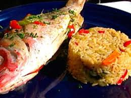 oven baked red snapper recipe food