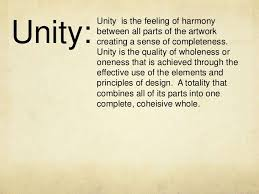 Image result for unity in art