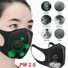 3pcs/bag Dust Mask <b>Anti</b>-<b>dust</b> Respirator <b>Mouth Face</b> Masks ...