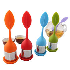 Best Offers tea infuser <b>food grade silicone</b> brands and get free ...