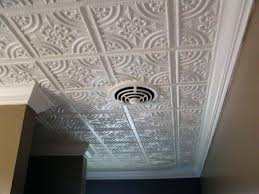 tin ceiling tiles home depot for decor nice plastic frivgame co with tile ideas 3