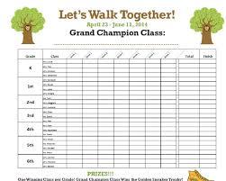Walking Chart 44 Veritable Walking Steps Chart