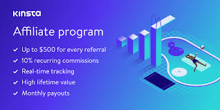 Kinsta Managed WordPress Hosting Affiliate Program