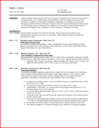 Luxury Sample Sales Resume Formal Letter