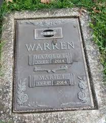 Marie Iva Sharrow Warren (1926-2014) - Find A Grave Memorial