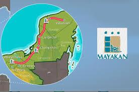gasoducto Mayakan