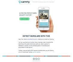 refer a friend to cammy and get rewarded cammy the person you referred can then sign up to cammy using the link in the email above make sure they click on that link to sign up or we won t know