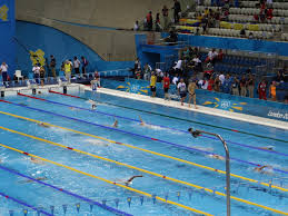 olympic swimming pool 2012. File:London 2012 Olympics Aquatics Centre 2.jpg Olympic Swimming Pool I