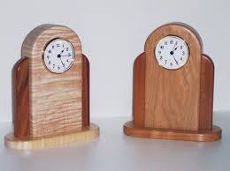 excellent wooden clock desk clocks decorative wood desk clocks handcrafted