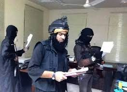 isis main office. isis led by abu bakr albaghdadi is the main driver of destabilising isis office y